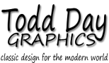 Image of Todd Day Graphics Logo